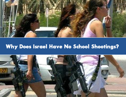 Why Does Israel Have No School Shootings
